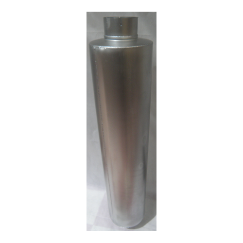 Sports Muffler 5 Inch In 6 Inch Out