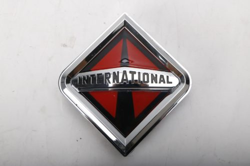 International Badge Logo